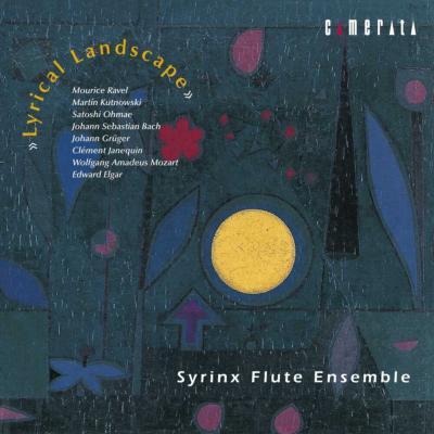 Lyrical Landscape: Syrinx Flute Ensemble