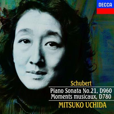 ピアノ・ソナタ第21番、楽興の時 内田光子