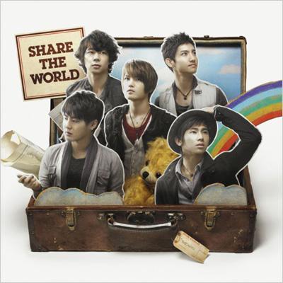 Share The World / ウィーアー!