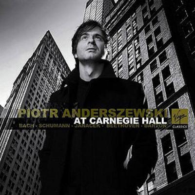 アンデルジェフスキ/ライヴ・アット・カーネギー・ホール2008(2HQCD)