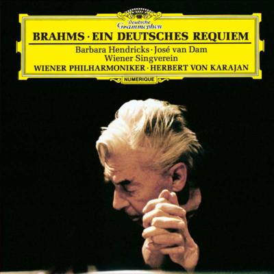 ドイツ・レクイエム - A German Requiem (Brahms)Forgot Password