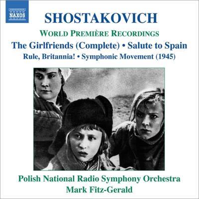 『女友だち』完全版、交響的断章、他 フィッツ=ジェラルド&ポーランド国立放送カトヴィツェ響