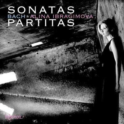 無伴奏ヴァイオリンのためのソナタとパルティータ全曲 イブラギモヴァ(2CD)
