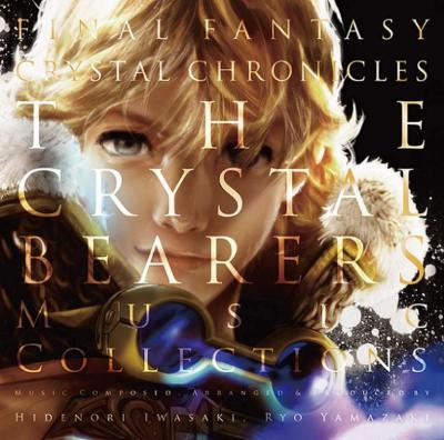 FINAL FANTASY CRYSTAL CHRONICLES THE CRYSTAL BEARERS/MUSIC COLLECTIONS