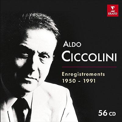 アルド・チッコリーニ EMI1950−1991年録音全集(56CD)