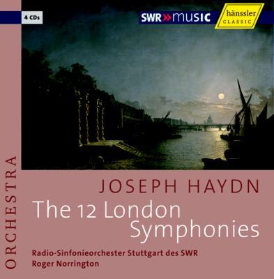 交響曲第93〜104番 ノリントン&シュトゥットガルト放送交響楽団(4CD)