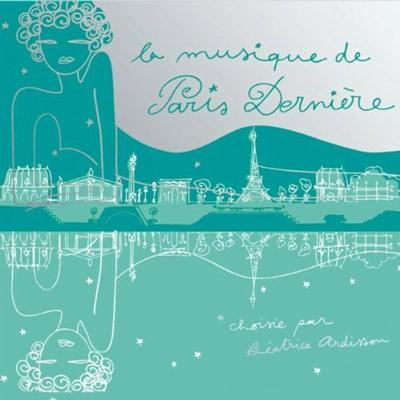 la musique de paris derniere vol 7 hmv books online ns91610. Black Bedroom Furniture Sets. Home Design Ideas