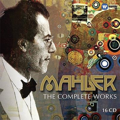 Complete Edition : Klemperer / Rattle / Giulini / Tennstedt / Barbirolli / F-Dieskau, Schwarzkopf, etc (16CD)(Ldt)