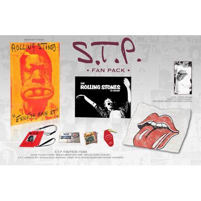 Rolling Stones ボックスセット: FAN PACK