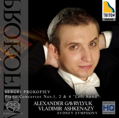 Piano Concerto, 1, 2, 4, : Gavrylyuk(P)Ashkenazy / Sydney So