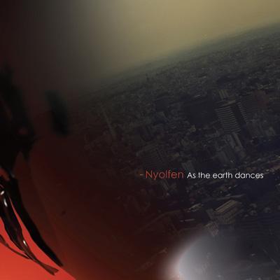 As the earth dances