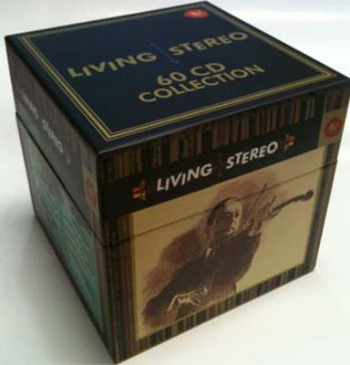 Living Stereo 60cd Collection