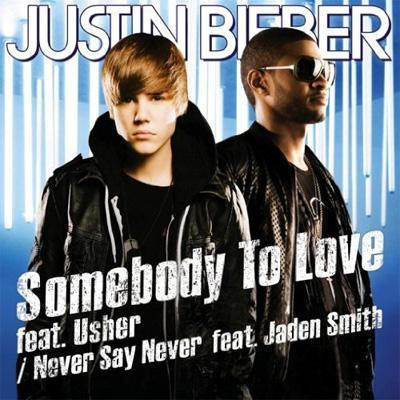 Never Say Never / Somebody To Love (+DVD)(Limited Edition B)
