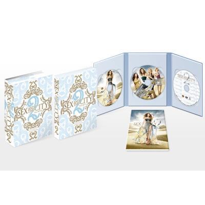 セックス・アンド・ザ・シティ2[ザ・ムービー]ブルーレイ&DVDコレクターズ・エディション