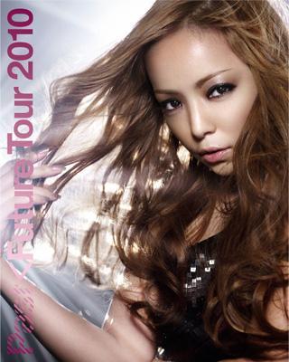 namie amuro PAST<FUTURE tour 2010 【Blu-ray】