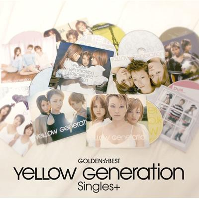 Golden Best YeLLOW Generation
