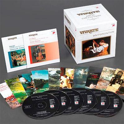 VIVARTE BOX(60CD)