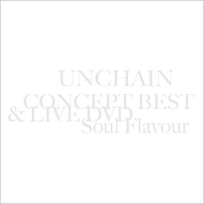 CONCEPT BEST & LIVE DVD �`Soul Flavour�`