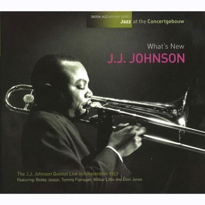 The J.J. Johnson Quintet - Dial J.J. 5