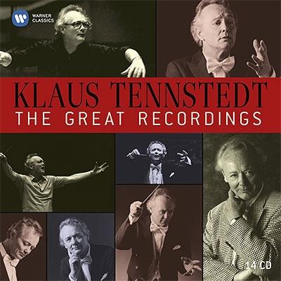 クラウス・テンシュテット、グレートEMIレコーディングス ベルリン・フィル、ロンドン・フィル、シカゴ交響楽団(14CD限定盤)