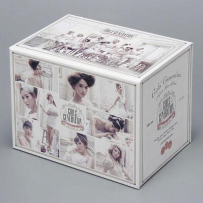 GIRLS' GENERATION (+DVD, Deluxe First Press Edition)