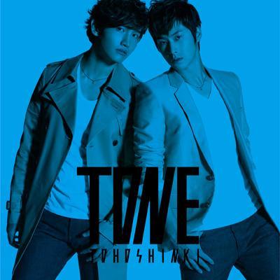 《オリジナル特典付》TONE 【初回限定盤B】(CD+DVD)