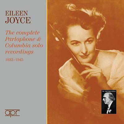 Eileen Joyce: Complete Parlophone & Columbia Solo Recordings 1933-1945