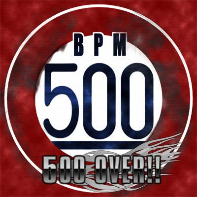 500 Over!!
