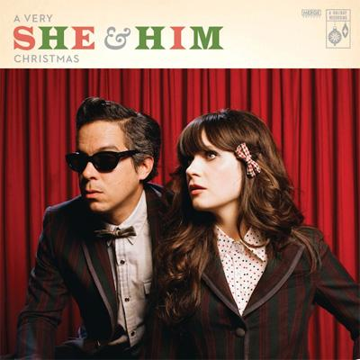 Very She & Him Christmas (+hat)