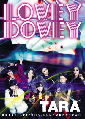 5th Mini Album: Funky Town