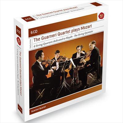 Comp.string Quintets, String Quartet, 14, 15, 16, 17, 18, 19, : Guarneri Q Kavafian Tenenbom Kashkashian