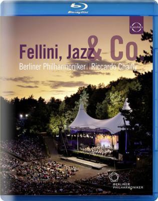 『ヴァルトビューネ2011〜レスピーギ:ローマの松、ローマの噴水、ショスタコーヴィチ:ジャズ組曲第2番他』