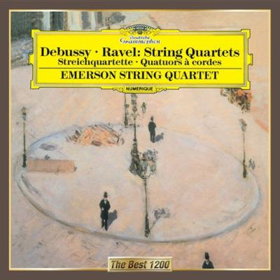 String Quartet: Emerson Sq