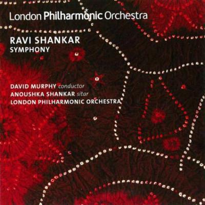 Symphony : Anoushka Shankar(Sitar)D.Murphy / London Philharmonic