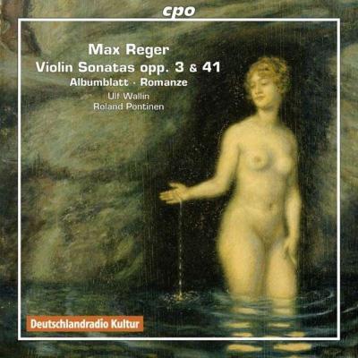 Violin Sonatas Nos.2, 3, etc : Wallin(Vn)Pontinen(P)