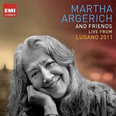 Lugano 2011 : Argerich, R & G.Capucon, Tiempo, Kaspszyk / Svizzera Italiana Orchestra, etc (3CD)