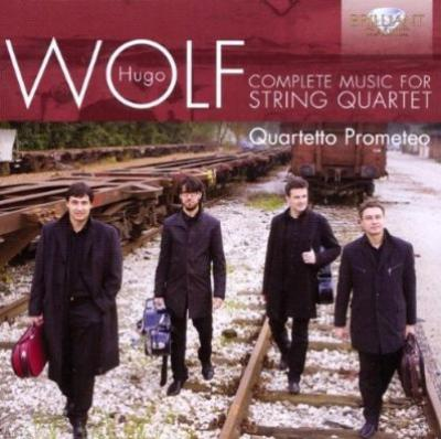 String Quartet, Intermezzo, Serenade : Quartetto Prometeo
