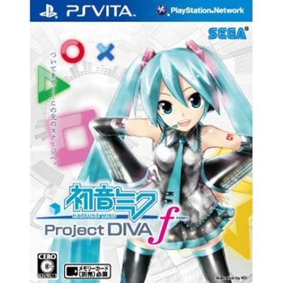 Hatsune Miku -Project DIVA-f