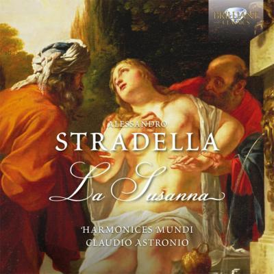 オラトリオ『スザンナ』 アストロニオ&ハルモニチェス・ムンディ、ベルタニョッリ、他(2CD)