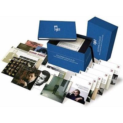 グレン・グールド・バッハ・エディション(38CD+6DVD)