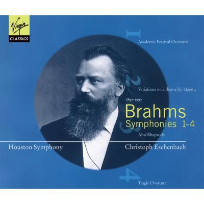交響曲全集 エッシェンバッハ&ヒューストン交響楽団(4CD)(限定盤)