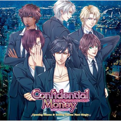 PSPソフト「Confidential Money ~300日で3000万ドル稼ぐ方法~」主題歌マキシシングル