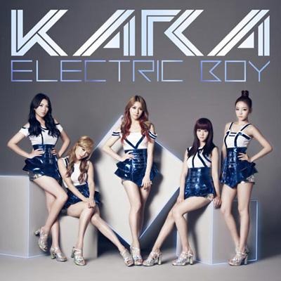 [Single] KARA – Electric Boy (Japanese) (FLAC)