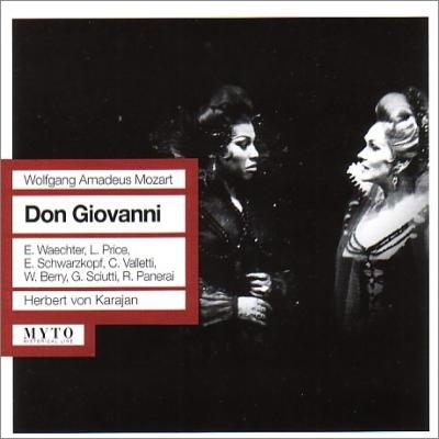 Don Giovanni : Karajan / Vienn...