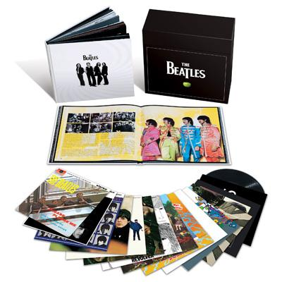 Beatles In Stereo (BOX仕様/ステレオ/16枚組/180グラム重量盤レコード)