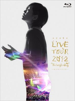 絢香LIVE TOUR 2012 The beginning 〜はじまりのとき〜(Blu-ray)