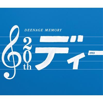 DEENAGE MEMORY (+DVD)【初回生産限定盤】