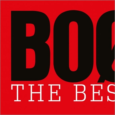 "BOOWY THE BEST ""STORY"""