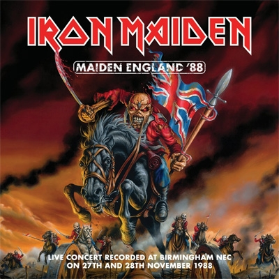 Maiden England '88 (2CD)