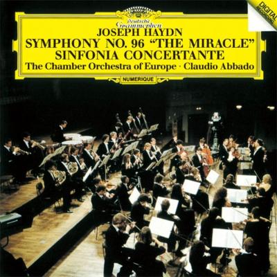 交響曲第96番『奇跡』、協奏交響...
